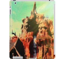 Splash Mountain iPad Case/Skin