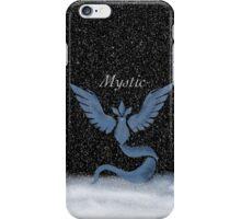 "Team Mystic- ""Mystic"" Snowy Ice iPhone Case/Skin"