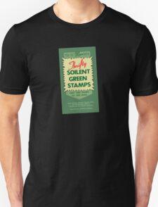 Soilent Green Stamps Unisex T-Shirt