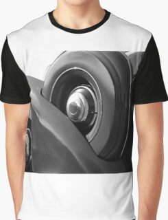 1939 Lincoln wheels Graphic T-Shirt