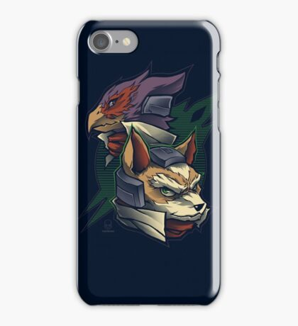 Lylat Heroes iPhone Case/Skin