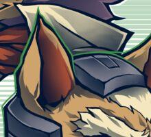 Lylat Heroes Sticker