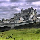 The Chateau Amboise Ongoing by cullodenmist