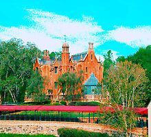 Haunted Mansion by southernmissfan