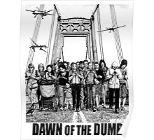Dawn of the Dumb Poster