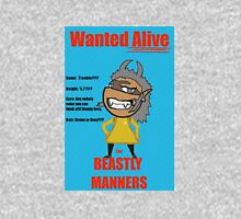 Wanted Alive for Beastly Manners Hoodie