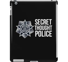 Secret Thought Police iPad Case/Skin