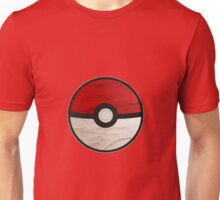 Pokeball vs Pokemon Unisex T-Shirt