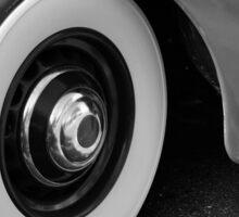 1939 Lincoln automobile Sticker