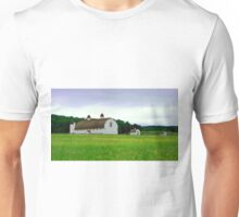 for the love of barns Unisex T-Shirt