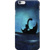 Still Afloat iPhone Case/Skin