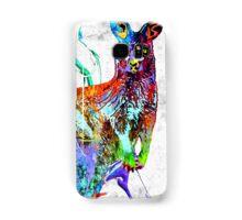 Kangaroo Grunge Samsung Galaxy Case/Skin