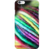 Yarn Skein 1 iPhone Case/Skin