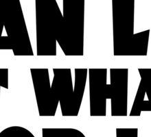 Art Quote Cool inspirational Life Wisdom Sticker
