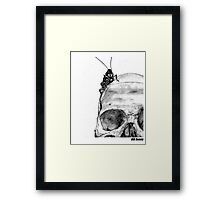 Top of the World, Ma! Framed Print