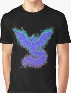 Team mystic - Pokemon Graphic T-Shirt