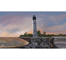 Cape Florida Photographic Print