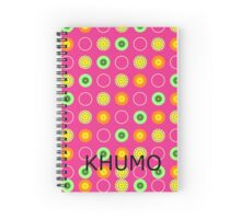Khumo Spiral Notebook