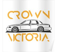 Ford Crown Victoria Poster