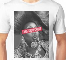 large and in charge Unisex T-Shirt