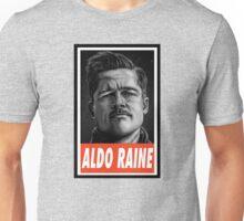 (MOVIES) Aldo Raine Unisex T-Shirt