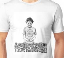 Nancy Reagan Unisex T-Shirt
