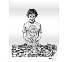 Nancy Reagan Poster