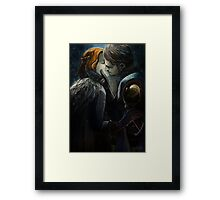 Sansa Was The Pretty One Framed Print