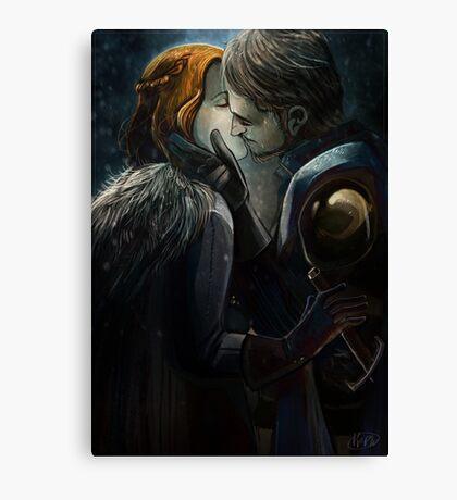 Sansa Was The Pretty One Canvas Print