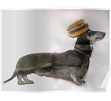 Surger (Sausage Burger) Dog ! Poster
