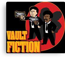 Vault Fiction Canvas Print