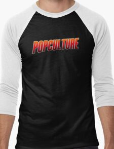 THE POP CULTURE SHIRT Men's Baseball ¾ T-Shirt