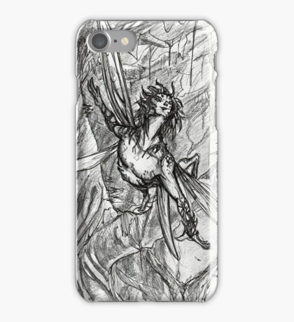 Fey in Flight iPhone Case/Skin