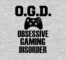 Obsessive Gaming Disorder funny gamer shirt Unisex T-Shirt