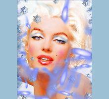Marilyn M. portrait Unisex T-Shirt