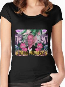 Trill Murrvy Women's Fitted Scoop T-Shirt