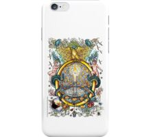 "The Illustrated Alphabet Capital  O  ""Getting personal"" iPhone Case/Skin"