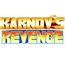 Karnov's Revenge / Fighter's History Photographic Print