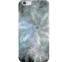 Black & White Snowflake iPhone Case/Skin