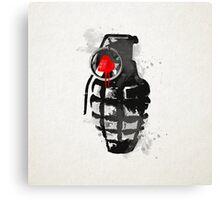 Heart Like A.... Canvas Print