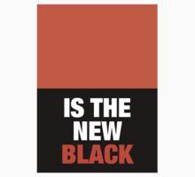 ORANGE is the new BLACK Kids Tee