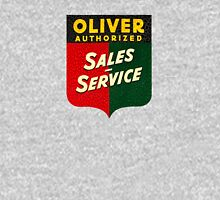 Oliver tractors and equipment sign Vintage as heck. Classic T-Shirt