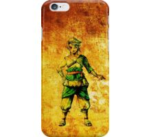 legend of zelda iPhone Case/Skin