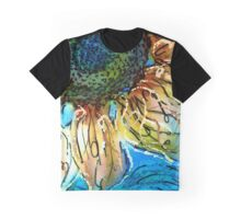 Sunflower Blues by Barbara Chichester 2016 Graphic T-Shirt