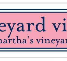 Vineyard Vines Tri Pack Stickers Sticker