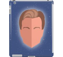 James Tiberious Kirk iPad Case/Skin