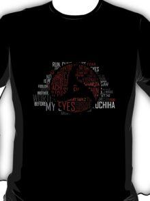 Itachi Uchiha - The Sharingan T-Shirt