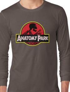 anatomy park Long Sleeve T-Shirt