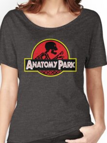 anatomy park Women's Relaxed Fit T-Shirt