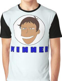 Lance WINNER Flag Graphic T-Shirt